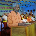 welcome speech by sivasurupanda swami